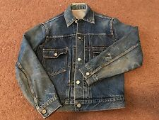 Not LVC Original Rare Levi's Vintage Type II Jacket Size S Made in USA