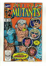 The New Mutants Vol. 1 - #87 | 1st Print | 1st Appearance of Cable | Marvel 1990