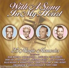 V/A - With A Song In My Heart: 25 Magic Memories (UK/EU 25 Tk CD Album)