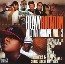Heavy Rotation: All Star Mixtape, Vol. 3 by Jadakiss/Sheek Louch (CD,...