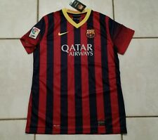 Rare NWT Authentic NIKE FC Barcelona  Soccer Jersey Women's Large