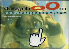 cartolina pubblicitaria PROMOCARD n.1616 DESIGN BOOM.COM