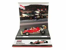 BRUMM AS59B 1/43 F1 FERRARI 312 T4 NEDERLAND GP 1979 GILLES VILLENEUVE 3 WHEELS