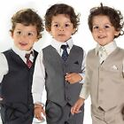 Boys Page Boy Suits, Grey Suits, Navy Suit, Beige Suit, Boys waistcoat Suits