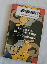 Le Vieux,la Jeune Fille Et Le Capitaine - Briac