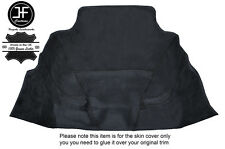 BLACK STITCH LUGGAGE COMPARTMENT LINER PU SUEDE COVER FOR PORSCHE BOXSTER 986