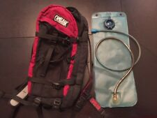 Camelbak HAWG H.A.W.G. Hydration Pack Backpack - Red/Black
