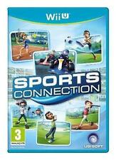 Sports Connection Nintendo Wii U COMPLETE