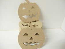 "Forma Halloween ""Pumpkin Set di 3"" SPESSORE 3mm"