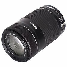 Canon EF-S 55-250mm f/4-5.6 IS STM EFS 55 250 mm STM zoom lens