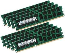 8x 8gb 64gb RDIMM ECC REG ddr3 1600 MHz RAM F workstation Dell t3600 t5600 t7600