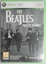 Import UK: occasion complet jeu THE BEATLES ROCKBAND pour xbox 360 game musique
