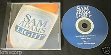 SAM ADAMS—2002 PROMOTIONAL CD-ROM