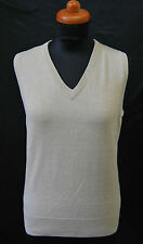 DAILY WOMEN  Pullunder Weste Westover Pulli Top Gr. M STRICK  85,- Raute D-1803