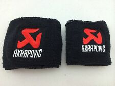 AKRAPOVIC schweißband sweatband wristband Cover socks EXHAUST Brake Fluid BMW
