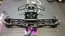HPI 1/8 Savage SS COMPLETE FRONT  DIFFERENTIAL   BUMPERS, SKID PLATES ARMS ect