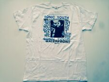 Sonic Youth - Williamsburg Waterfront Vintage Brooklyn Tour Shirt (2011) Mens XL