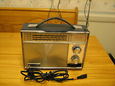 CANDLE 4 BAND SW RADIO MODEL VMSS-1223 W/SCHEMATIC JAPAN MADE FREE SHIPPING