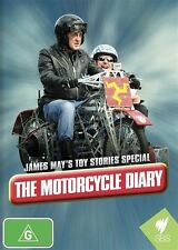 James May's Toy Stories - The Motorcycle Diary DVD NEW