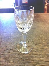 """Waterford  Colleen 3 7/8"""" Tall Stem Cordial"""