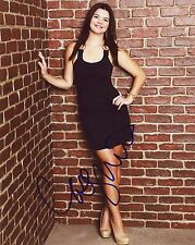 """CASEY WILSON Authentic Hand-Signed """"HAPPY ENDINGS"""" 8x10 Photo"""