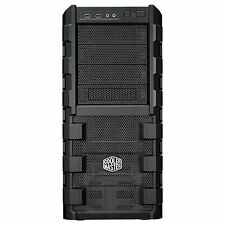 Cooler Master Haf Rc-912-kkn1 System Cabinet - Mid-tower - Black - Steel,