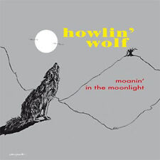 Howlin' Wolf - Moanin' In The Moonlight 180 gram LP - Sealed - NEW COPY