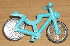 Lego City Fahrrad in türkis