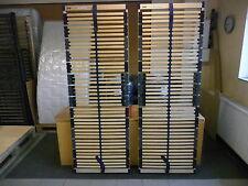 2x 7 Zonen Lattenrost 70x220 o. 70x210, Bluestar 48 F = 140x220 o. 140x210