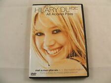 Hilary Duff - All Access Pass (DVD, 2003)