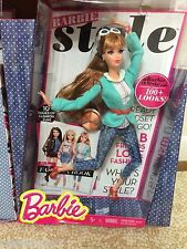 Barbie Life In The Dreamhouse Style 100+ Look 1st Wave Glam Luxe Midge Doll