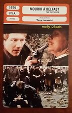 US Belfast Troubles IRA Movie The Outsider Craig Wasson French Film Trade Card