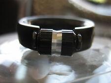 Rolle - Schwarz mit Silber - kompatibel mit tipit S