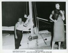 VINCE EDWARDS  MARIE WINDSOR  ISLAND WOMEN 1958 VINTAGE PHOTO ORIGINAL #3