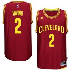 AUTHENTIC Kyrie Irving Cleveland Cavaliers NBA basketball jersey / vest Small