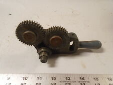 MACHINIST TOOLS LATHE MILL Machinist Lathe Gear Part