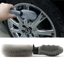 Car Auto Wheel Brush 10 inch detailing tire rim vehicle motocycle cleaning tyre