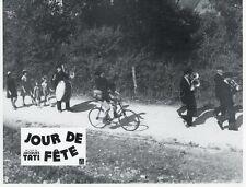 JACQUES TATI JOUR DE FETE 1949 VINTAGE LOBBY CARD #3