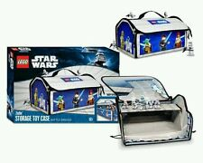 LEGO STAR WARS BATTLE BRIDGE ZIPBIN CARRY CASE AND PLAY MAT Storage Bag
