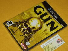 GUN x NINTENDO GAME CUBE GC ver. PAL ITA NUOVO SIGILLATO COMPATIBILE Wii NEW SEA