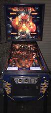 Elektra Pinball Machine By Bally Nice Playfield 1981 Rare