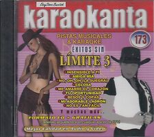 Limite 3 Karaokanta  Karaoke New Sealed