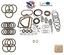 A604 Transmission LS Overhaul Rebuild Kit 90-Up Stage 3 40TE,41TE,F4AC1