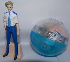 F Figurine Bandai Gashapon MACROSS FRONTIER Mikhail Blanc / Discontinued Figure