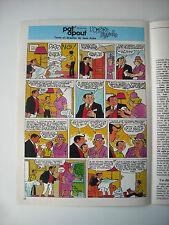 PAT'APOUF ET L'OMBRE BLANCHE. SERIE COMPLETE DE 48 PLANCHES. 1984. PAR JEAN ACHE