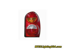 TYC Right Side Tail Light Lamp Assembly for Jeep Liberty 2002-2004
