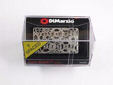 DiMarzio F-spaced Dark Matter 2 Bridge Humbucker W/Satin Nickel Cover DP 268 F