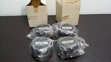 NISMO genuine WHEEL CENTER CAPS rims skyline silvia s13 240sx JDM s14 r32 NISSAN