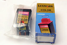 LEXMARK 12A1980 COLOR CARTRIDGE