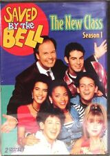 Saved By the Bell - The New Class: Season 1 (DVD, 2005, 2-Disc Set) BRAND NEW